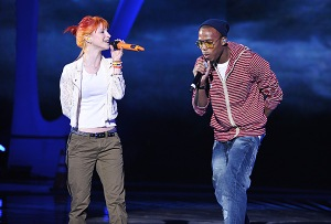 B.o.B and Hayley Williams