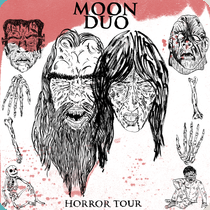 Moon Duo Horror Tour EP