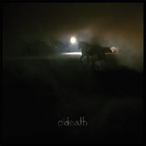 O'Death Outside album artwork