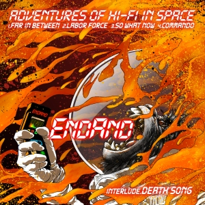 EndAnd CD cover